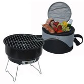 Cooler and Grill Set