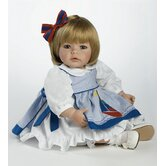 Pin-a-four Seasons Baby Doll Sandy Blonde Hair / Blue Eyes