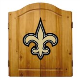 NFL Team Logo Complete Dart Cabinet Set