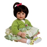 "Adora ""Fanciful Frog"" Doll with Brown Hair / Brown Eyes"