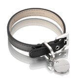 Sailor Handmade Lorica Microfiber Dog Collar