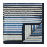 Sunrise Velvet Blue Blanket