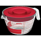 5.56&quot; Eight-Cup Measuring Cup with Plastic Cover