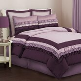 Starlet Juvy Comforter Set in Purple