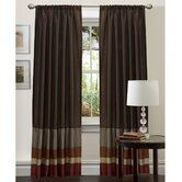 Iman Rod Pocket Curtain Single Panel
