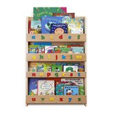 The Tidy Books Childrens Bookcase (Natural Lowercase)