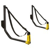 Deluxe Wall Mount Kayak Storage Racks