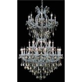 Maria Theresa 34 Light Chandelier