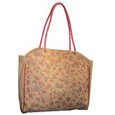 Natural Ardour Jute Tote Bag