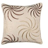 Swirl Cushion Cover in Cream