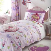 Cup Cakes Duvet Cover Set in Pink