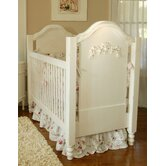 Taylor Cottage Cape Cod Roses 2-in-1 Convertible Crib
