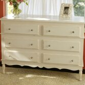 Celine 6-Drawer Dresser