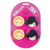 Dollhouse Magnetic Clip (Set of 4)