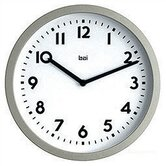 Satin Modern Wall Clock