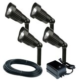 4 Light Spot Light Kit