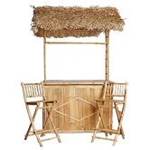 Bamboo54 Patio Bar Sets