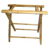 Bamboo54 Luggage Racks