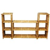 Three Piece Bookcase