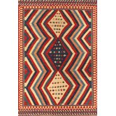 Kilim Multi-Colored Tribal Rug