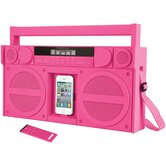 FM Stereo Boom Box