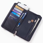 Quinley Zip Passport Wallet