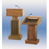 No. 326 Adjustable Height Lectern