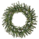 Mixed Country Pine 60&quot; Wreath
