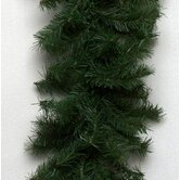 "Canadian Pine 600"" Garland with Clear Lights"