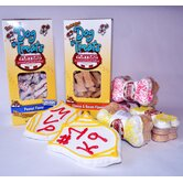 &quot;MVP&quot; Dog Treat Gift Set (158-Pack)