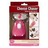 Cheese Chaser Cat Toy