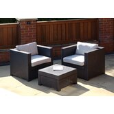 Humber 3 Piece Seating Group with Cushion