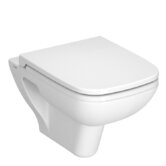 S20 Wall Mounted Toilet in White