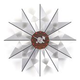 George Nelson Flock of Butterflies Wall Clock
