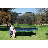 Orbounder 12' Trampoline and Enclosure