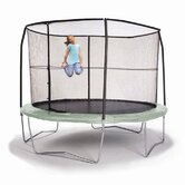 Orbounder 14' Trampoline and Enclosure
