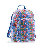 Agatha Ruiz de la Prada Backpack - Winter Hearts