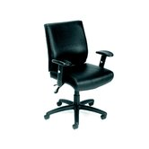 Mid-Back Caressoft Executive Chair