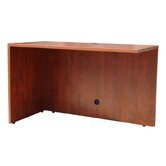 29&quot; H x 48&quot; W Reversible Desk Return