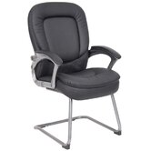 Guest Chair with Padded Armrests