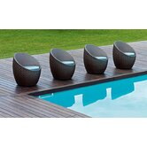 Outdoor Chairs by Varaschin