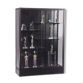Elite Freestanding Display Case (without cornice and light)