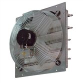 12&quot; Shutter Mounted Direct Drive Exhaust  Fan