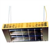 Suspended / Portable Quartz 19,454 BTU Infrared Heater