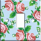 English Rose Switch Cover