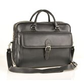Top Zipper Briefcase with Handles