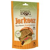 Jerkeez Chewy Taco Dog Treat