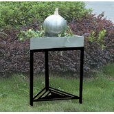 Stand for Stainless Steel Triangle Table Top Fountain