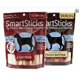 Smartsticks Chicken Dog Chews (Set of 10)