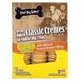 Classic Cremes Peanut Butter Golden Cookies Dog Treat
